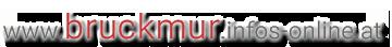 Bruck Mur Kopf 2 NEU ab 12.4.2018