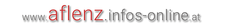 Aflenz - Kopf neu ab 25.9.2018