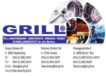 Grill Bruck Mur